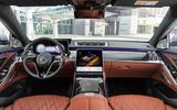 Mercedes-Benz S-Class - interior
