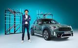 Mini Countryman 2020 facelift - official press images - Oliver Heilmer
