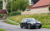 88 Mini JCW anniversary official images on road front