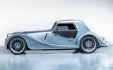Morgan Plus Six 2019 official press images - roof
