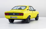 88 opel manta elektromod 2021 official images edit static rear