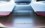 Pininfarina Battista customer preview event - rear lights