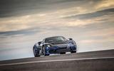 88 Pininfarina Battista first ride 2021 track