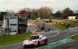 88 Porsche Autocar EV record breakers 2021 track