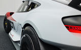 88 Porsche Mission R concept feature arches