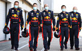 Beyond the scenes of Red Bull-Honda - pit crew