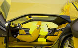 Renault Morphoz concept official studio images - cabin