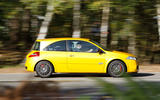 Renaultsport history picture special - Renaultsport Megane 225 side
