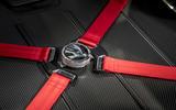 Skoda Vision RS concept drive - belts