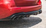 88 super estate triple test 2021 AMG exhausts