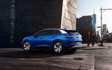 Volkswagen ID 4 official images - cornering rear
