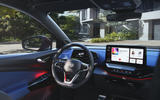 88 VW ID 4 GTX official images interior