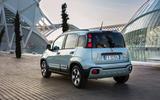 Fiat Panda Mild Hybrid - stationary rear
