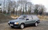 88 2 door estate ford escort