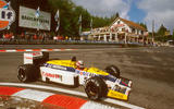 70 years of Formula One - Mansell