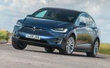 89 10 best EV tow cars Tesla Model X