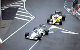 70 years of Formula One - 1980s