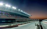 89 Apex circuit design Dubai Autodrome Start Finish Straight
