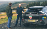 Aston Martin DBX 2020 prototype drive - talking