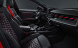 89 Audi RS3 2021 official reveal hatch cabin