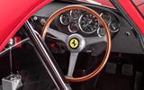89 Bell Sport Classic 330 LMB steering wheel