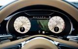 89 Bentley Flying Spur Mulliner official reveal instruments