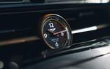 89 Bentley Mulliner Bacalar prototype drive 2021 clock