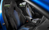 BMW 1 Series 2019 official reveal - front seats