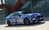 BMW 2 Series Gran Coupé prototype drive - static front