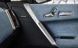 BMW iNext official images - door cards