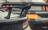 89 Camaro ZL1 vs Sutton Mustang 2021 Camaro spoiler