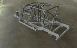 Bowler chassis cage