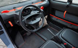 Citroen Ami (LHD) 2020 UK first drive review - steering wheel