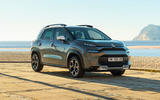 89 Citroen C3 Aircross MY2021 official images static beach