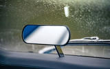 Cyan Volvo P1800 drive - mirror