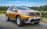 Dacia Duster - top 10 compact crossovers