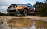 Dacia x Future Terrain - puddle