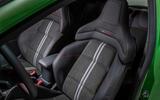 89 Ford Fiesta 2021 refresh ST seats
