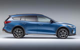 89 Ford Focus 2021 refresh official images active side