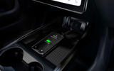 Ford Mustang Mach-E 2020 first ride - wireless charging