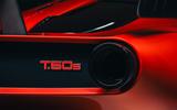 89 Gordon Murray T50s Niki Lauda official reveal T50s badge