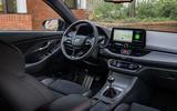 2020 Hyundai i30 N-Line prototype drive review - cabin