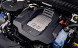 Hyundai Ioniq 2019 facelift official press - electric motor