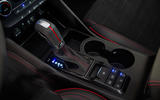 Hyundai Tucson N Line 2019 reveal - gearstick