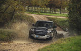 Jaguar Land Rover Cross Country - splash
