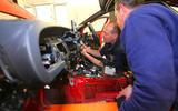 99 Kia Stinger GT420 racer - working