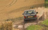 89 Lada Niva EOL feature splash rear