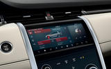Land Rover Discovery Sport 2019 official reveal - infotainment