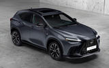 89 Lexus NX 450h+ 2021 official reveal static front