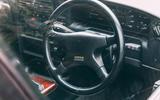 Lotus Carlton at 30 - interior